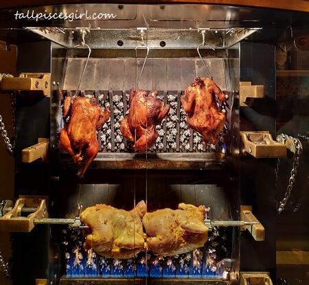 Ayam Percik Madu