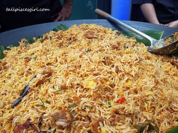 Briyani Ayam by Le Meridien Kuala Lumpur