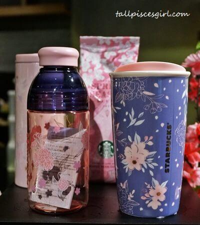 Starbucks Malaysia Sakura Collection and Beverages 4