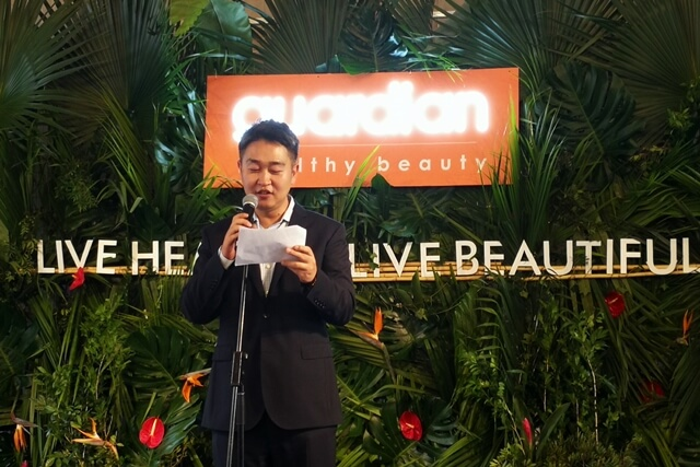 DY Cho, Marketing Director, Health & Beauty, South East Asia, Guardian Health & Beauty Sdn Bhd