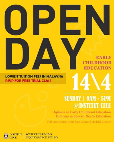 Institut CECE Open Day