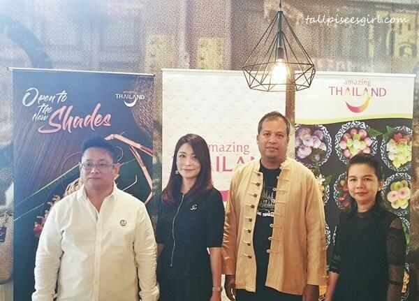 L-R: Mr Ken Leong and Ms Jacquelynn Leong (from Mr Tuk Tuk), and Mr Ahman and Ms Sirinthara (from TAT)