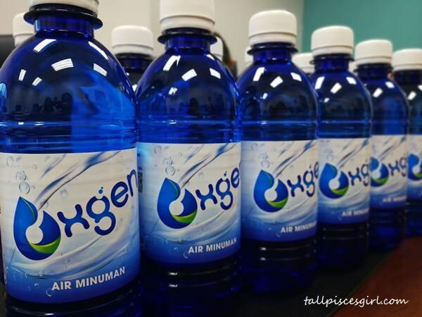 OXGEN Water