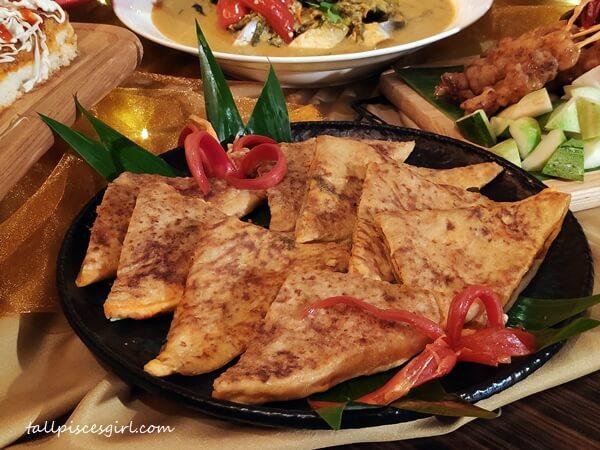 Roti Canai Sardin