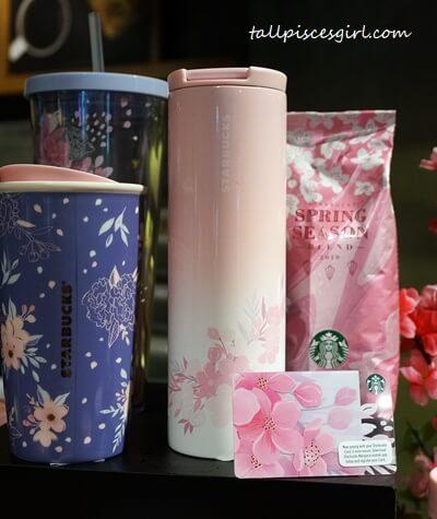 Sakura Starbucks Card
