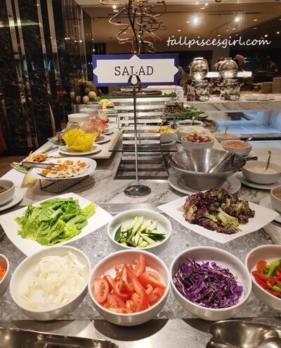 Salad Bar @ Ramadan Buffet, Best Western Petaling Jaya