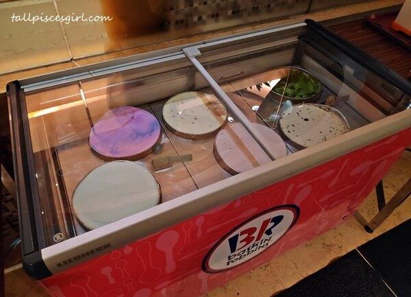 Unlimited Baskin Robbins Ice Cream