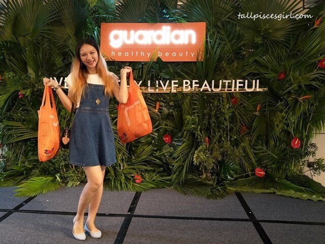 tallpiscesgirl X Let's Go Natural with Gurdian Malaysia