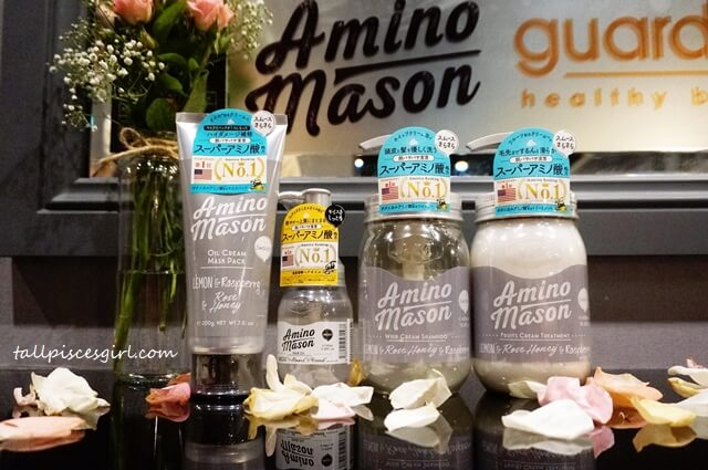 Amino Mason Smooth Hair Care Series