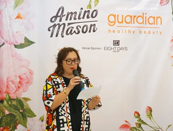 Anna Hull, Commercial Director Guardian Health & Beauty Malaysia