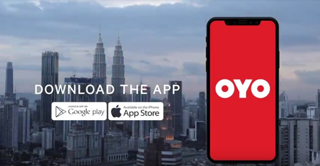 Download OYO App
