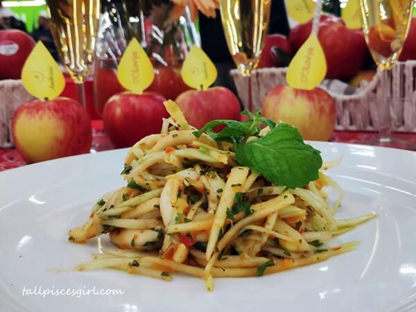 Ambrosia Grilled Calamari Salad