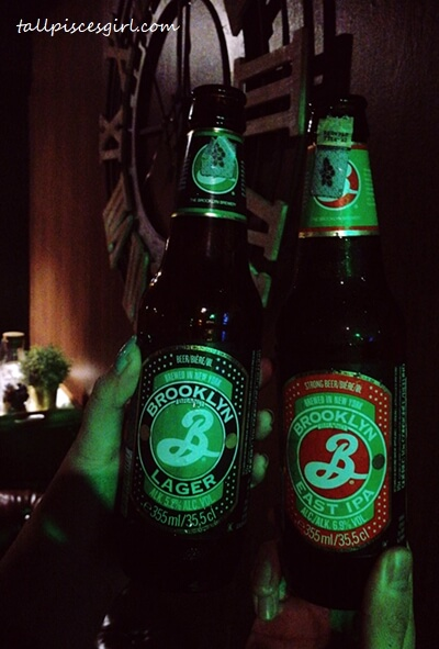 Brooklyn Lager from Brooklyn Brewery distributed by Carlsberg Group