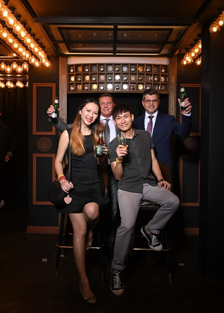Say Hello to new Carlsberg Malaysia New Managing Director Ted Akiskalos and Goodbye to Outgoing Managing Director Lars Lehmann