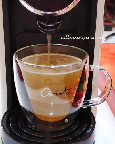Arissto Teapresso