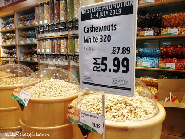 Going nuts over cashew nuts