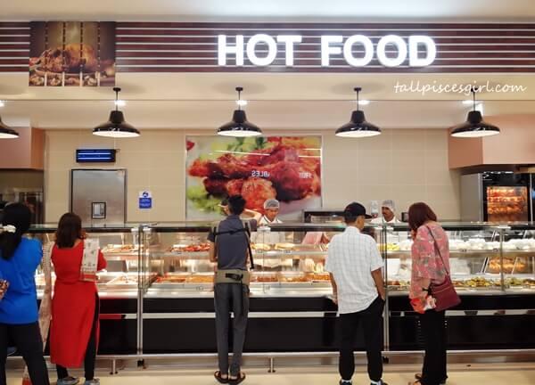 Hot Food @ LuLu Hypermarket 1 Shamelin Mall