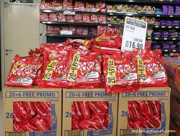 Kit Kat Promotion