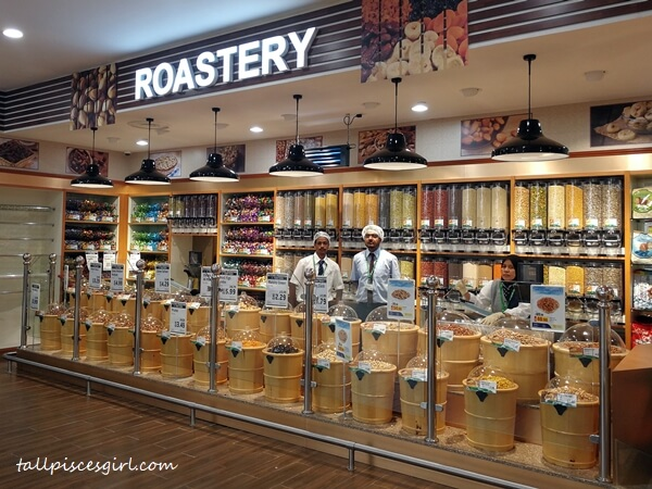LuLu Hypermarket is famous for their Roastery