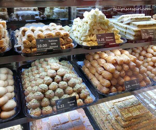Middle Eastern Snacks