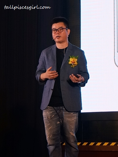 Mr. Dong Fang, Group CEO of Fingo