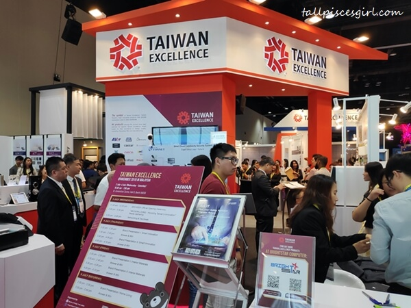 Taiwan Excellence @ Archidex 2019