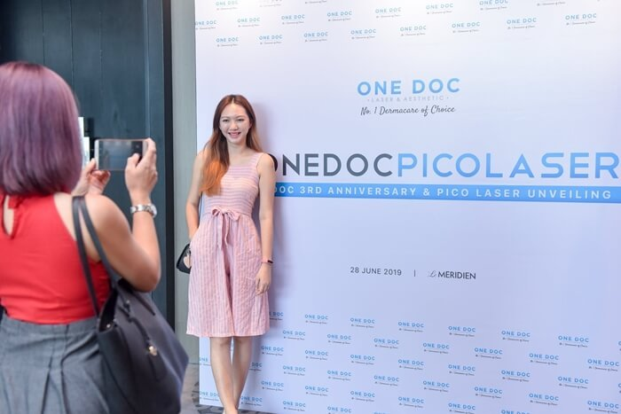 tallpiscesgirl @ One Doc Medical PICOCARE Laser Launch and One Doc Medical 3rd Anniversary