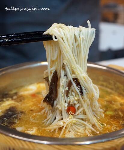 Nourishing Seaweed Soup