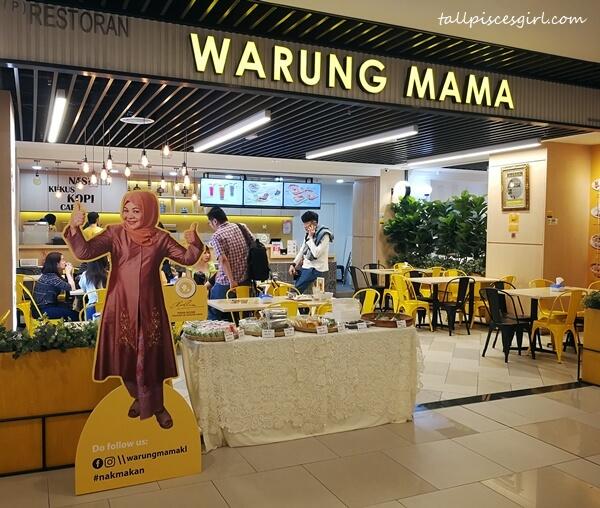 Warung Mama @ Paradigm Mall PJ