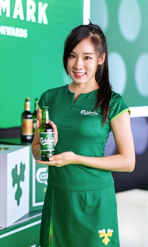 Launch of Carlsberg - Just Keeps Getting Better
