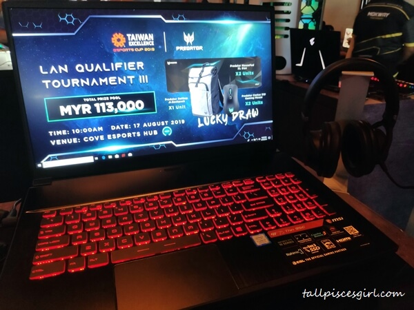 MSI GF75 Thin 9SC Laptop