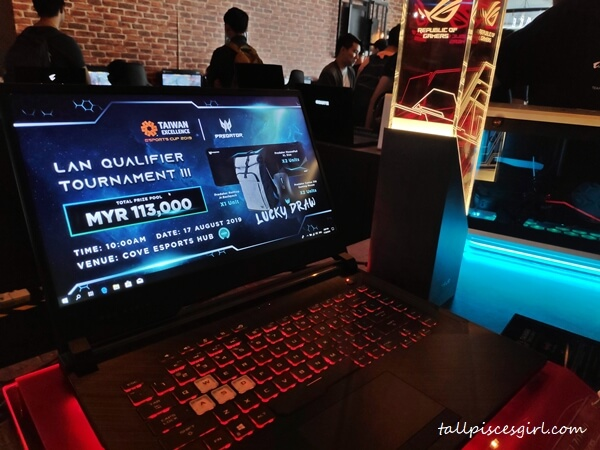 ROG Strix Laptop