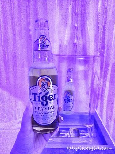 Tiger Crystal Crystal Cold Filtered at -1°C