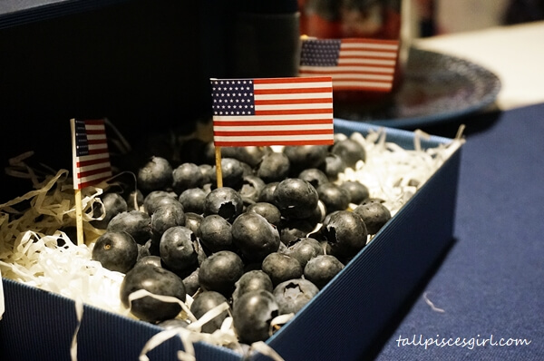 US Highbush Blueberry