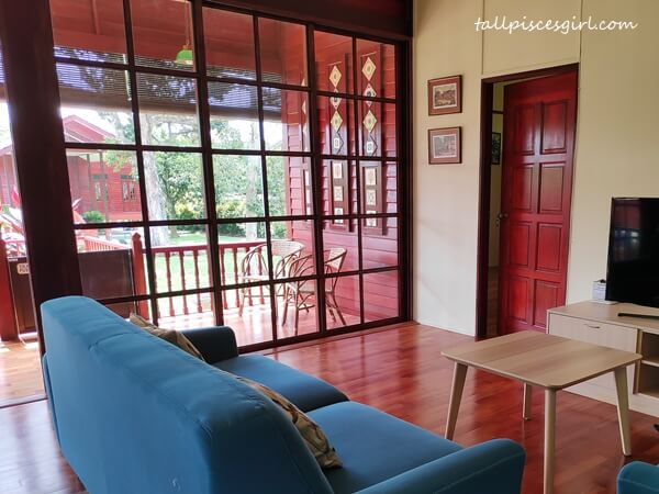 Villa Rimba - Living Room