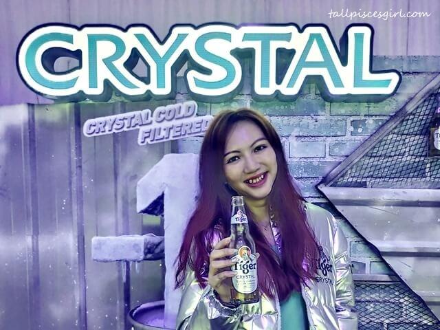 tallpiscesgirl X Tiger Crystal