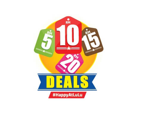 RM5, RM10, RM15 and RM20 Deals Promotion @ LuLu Hypermarket