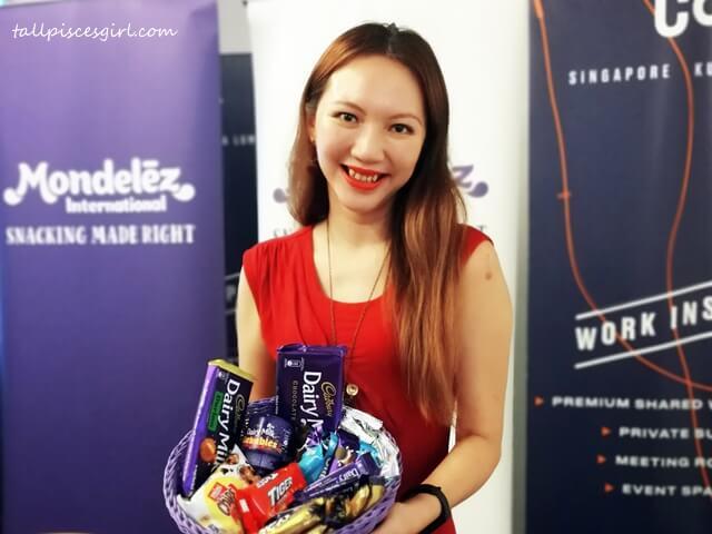 tallpiscesgirl X Mondelez International Mindful Snacking Workshop