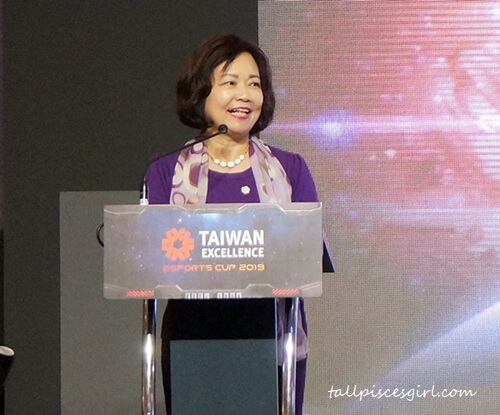 Anne Hung, representative of the Taipei Economic and Cultural Office in Malaysia