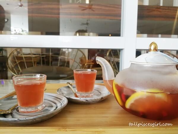 Berries Fruit Tea