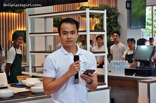 Chef Aaron Lim, founder of Kubis & Kale at Bandar Sunway