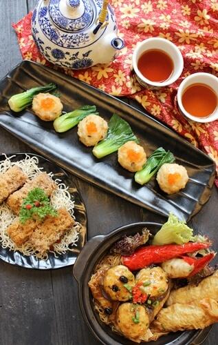 Dim Sum at Zuan Yuan Chinese Restaurant
