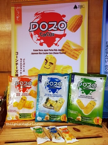 DOZO Rice Crackers
