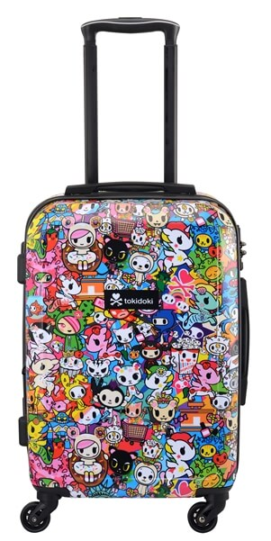 Guardian tokidoki Luggage