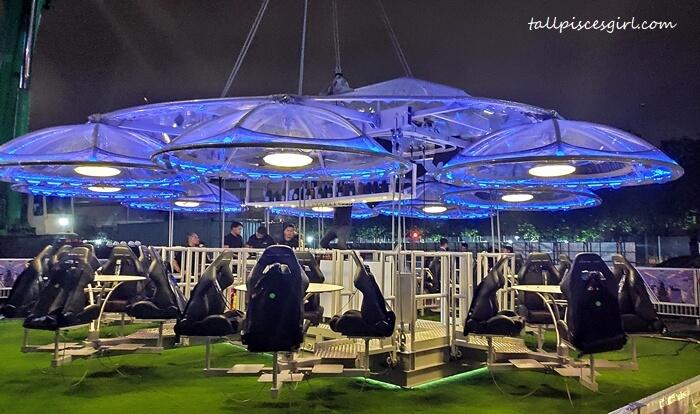 Lounge In The Sky Malaysia