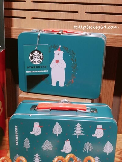 Starbucks Christmas Lunch Box