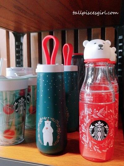 Starbucks Malaysia Christmas Merchandise 2019