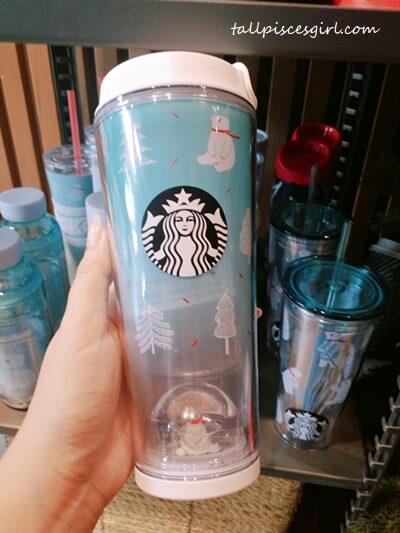 Starbucks Polar Bear Globe Tumbler
