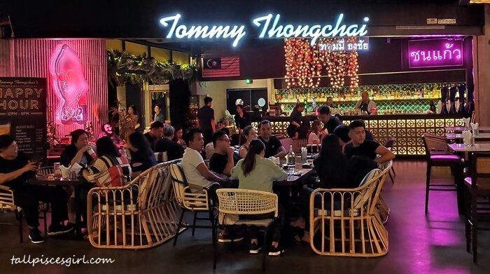 Tommy Thongchai @ The Square, Jaya One