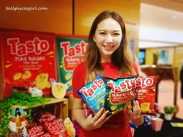 tallpiscesgirl X Tasto Potato Chips